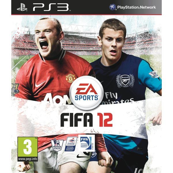 - Electronic Arts EA SPORTS FIFA 12, PlayStation 3 Standard Englisch