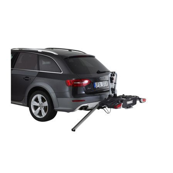 Thule - Thule EasyFold 931 Bicycle carrier Black, Red, Silver