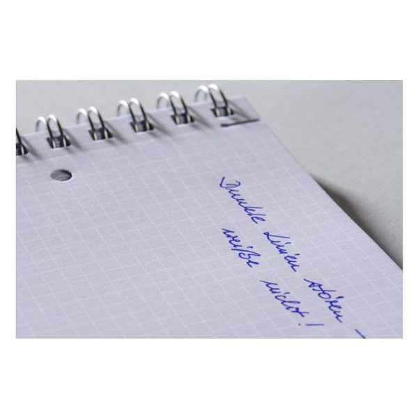 Avery Zweckform - Avery 7023 writing notebook A5 90 sheets Black, White