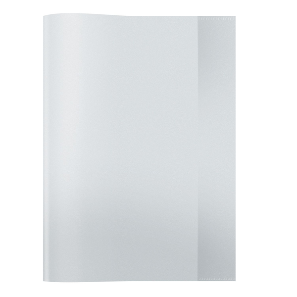 - HERMA Exercise book cover PP A4 transparent/colourless