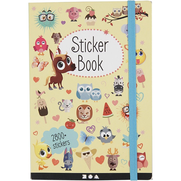 - Creativ Company 27070 sticker book
