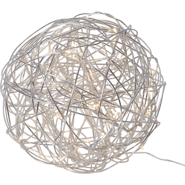 Star Trading - Star Trading 802-75-CH decoration lighting Silver 50 lamp(s) LED 3.6 W