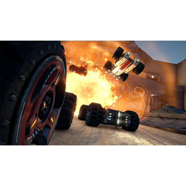 GAME - Grip, Combat Racing, 1 PS4-Blu-ray Disc - Für PlayStation 4