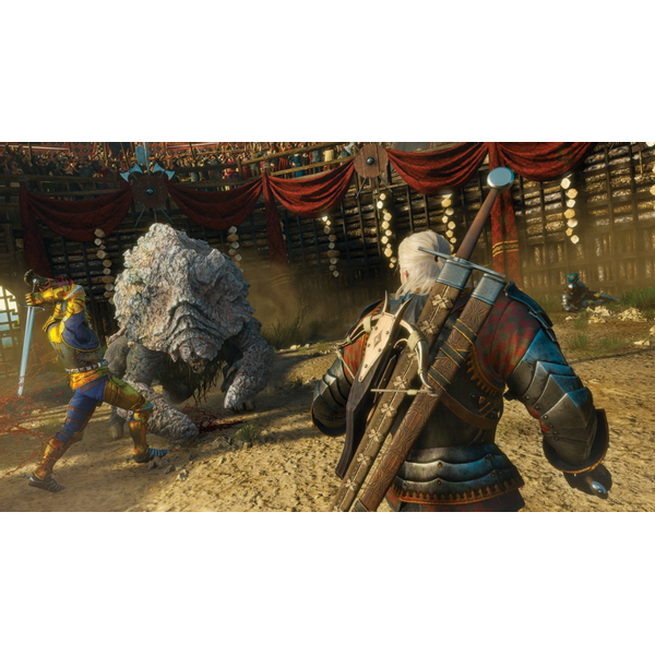 Sony - BANDAI NAMCO Entertainment The Witcher 3: Wild Hunt Game of the Year Edition, PS4 PlayStation 4