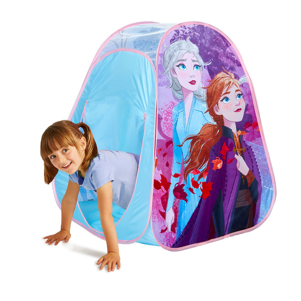 moose - Worlds Apart Frozen 4 sided Pop Up Play Tent