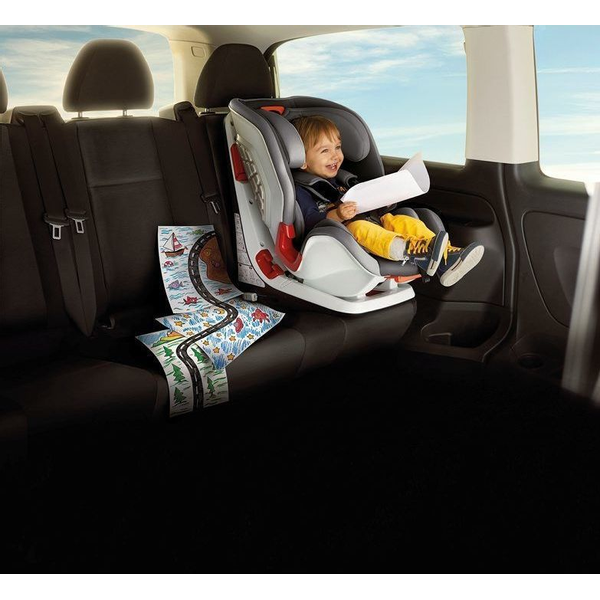 Chicco - Chicco YOUniverse Fix baby car seat 1-2-3 (9 - 36 kg; 9 months - 12 years) Black