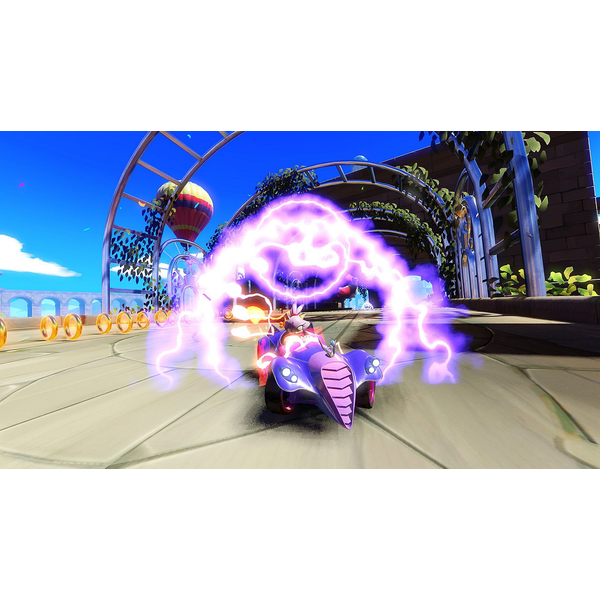 - Sony Team Sonic Racing, PS4 Standard PlayStation 4