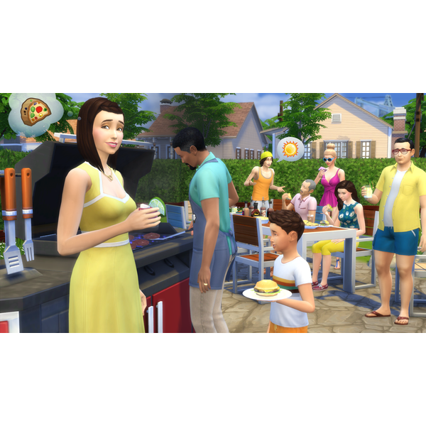 - Sony The Sims 4, PS4 Basic PlayStation 4