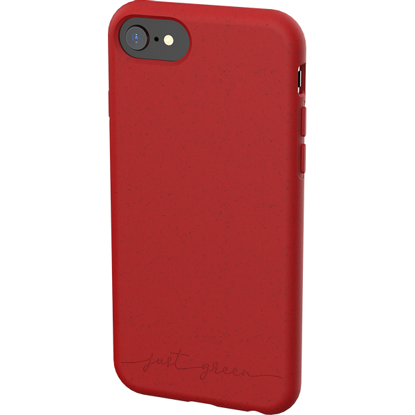 """- Bigben Connected JGCOVIP8R mobile phone case 11.9 cm (4.7"""") Cover Red"""