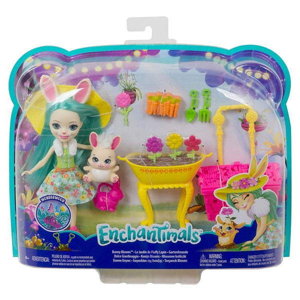 ENCHANTIMALS - Enchantimals Bunny Blooms