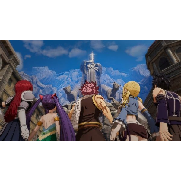 GAME - FAIRY TAIL (Nintendo Switch)