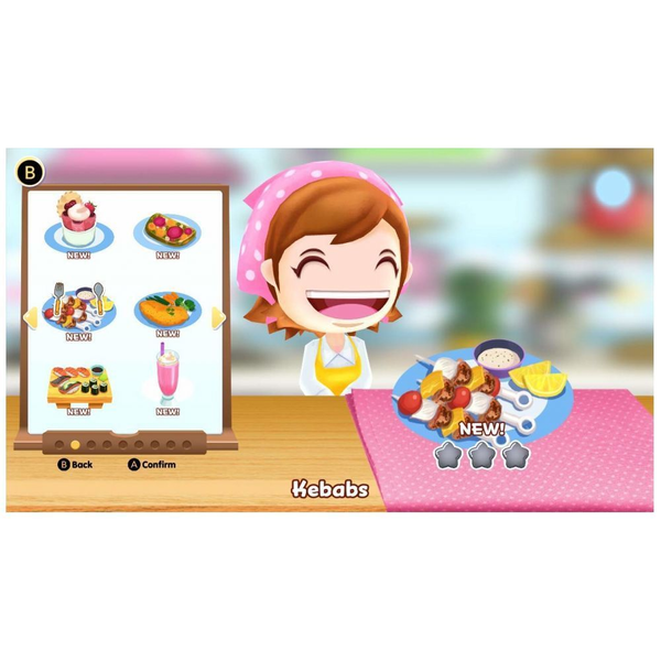 - Koch Media Cooking Mama: Cookstar Basic French Nintendo Switch