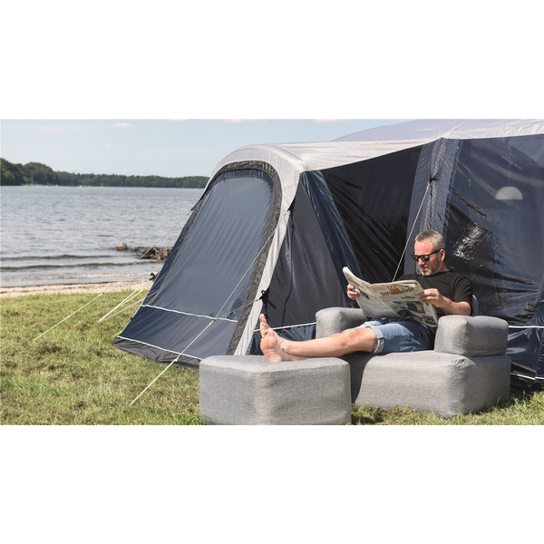 Outwell - Outwell Lake Erie Inflatable Ottoman
