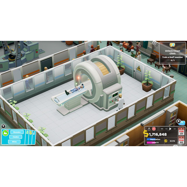 - SEGA Two Point Hospital Basic Nintendo Switch