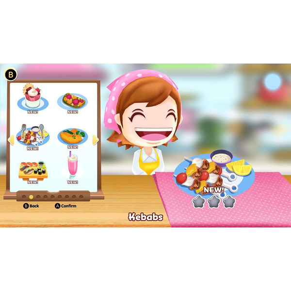 - Koch Media Cooking Mama: Cookstar (Nintendo Switch) Standard Mehrsprachig