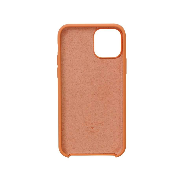 """Urbany's - Urbany's Sweet Peach mobile phone case 13.7 cm (5.4"""") Cover"""