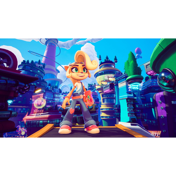 - Sony Crash Bandicoot 4: It's About Time Standard PlayStation 4