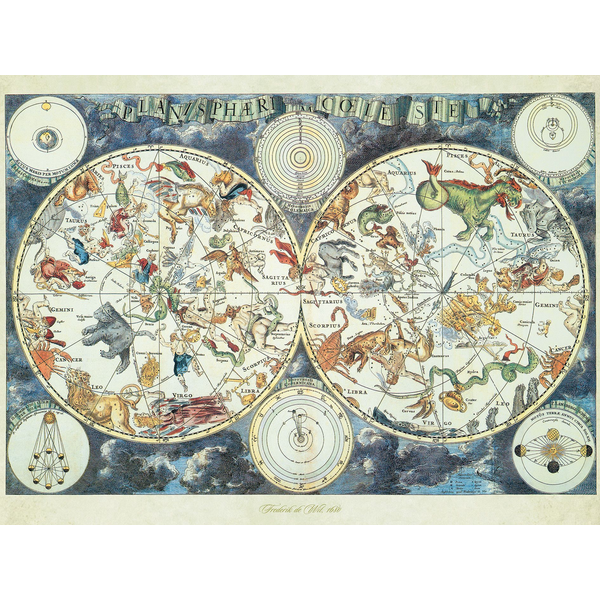RAVENSBURGER - Ravensburger Map of the World