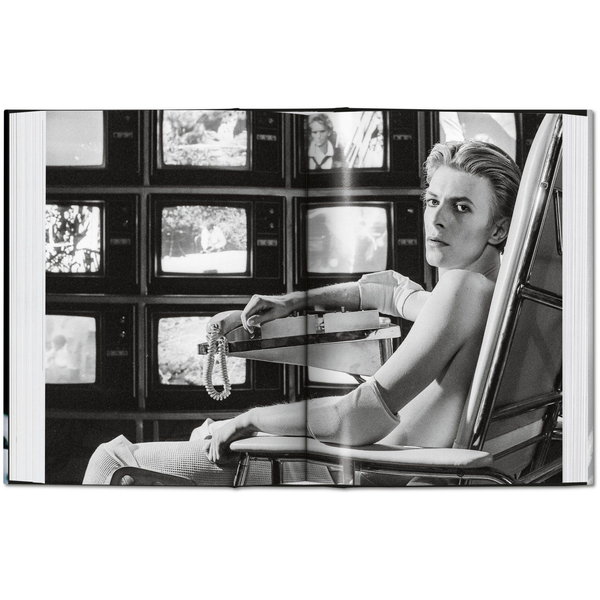 TASCHEN - David Bowie. The Man Who Fell to Earth