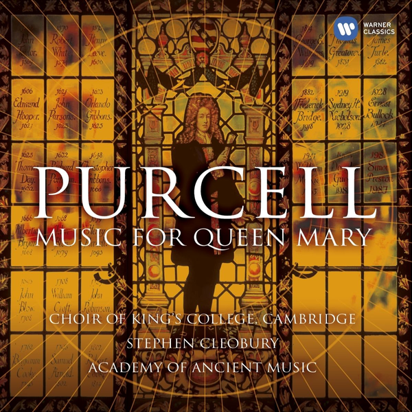 King's College Choir,Cambridge - Purcell: Music for Queen Mary
