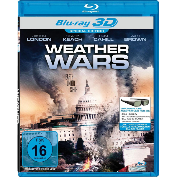 Todor Chapkanov - Weather Wars (Real 3d)