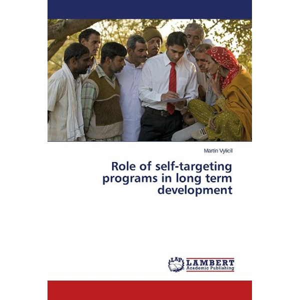 Vylicil, Martin - Role of self-targeting programs in long term development