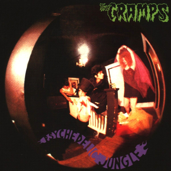 Cramps,The - Psychedelic Jungle