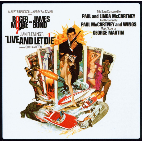 OST/Various - Live And Let Die/007 James Bond (Remastered)