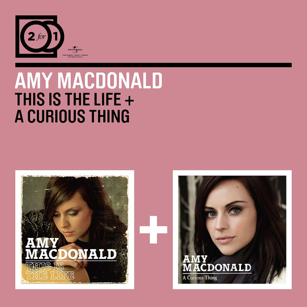 Macdonald,Amy - This Is the Life/Curious Thing