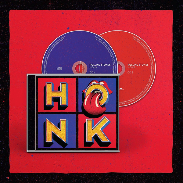 Rolling Stones,The - Honk