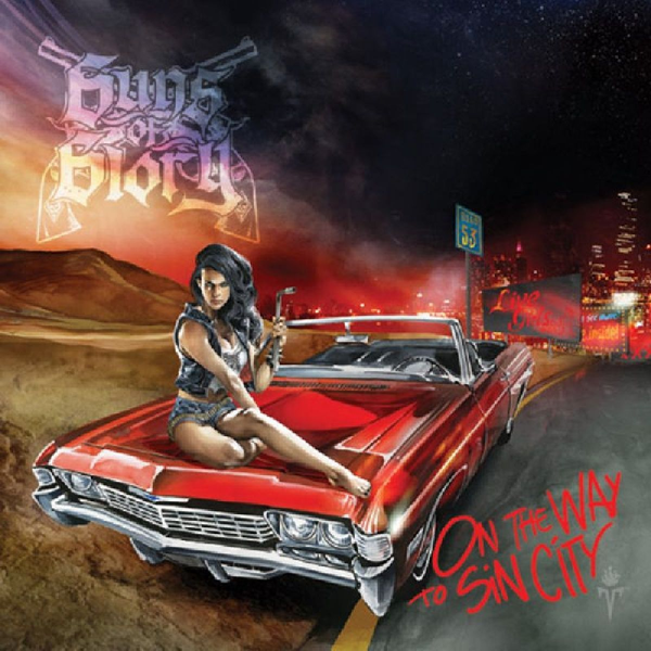 Guns Of Glory - On the Way to Sin City