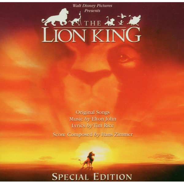 OST/VARIOUS - The Lion King (Special Edition)
