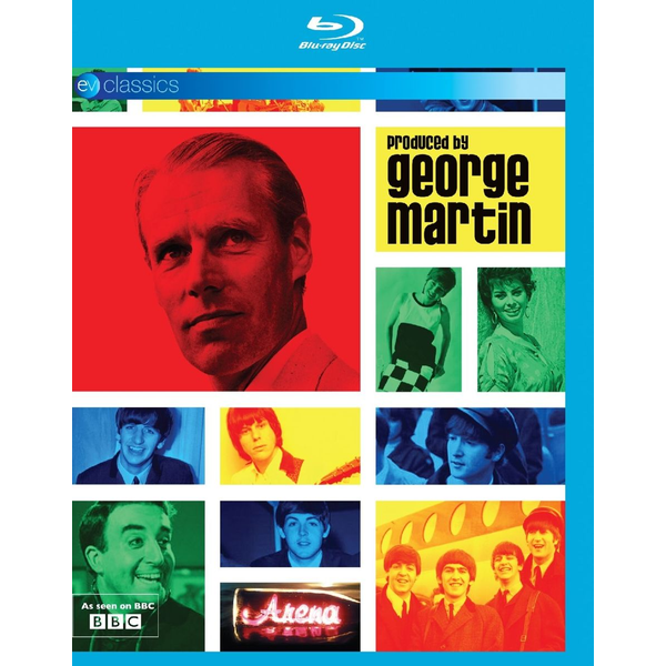 Martin,George - Produced By George Martin (Bluray)