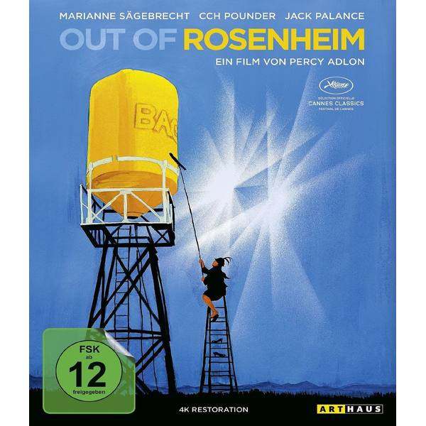 Percy Adlon - Out Of Rosenheim/Special Edition