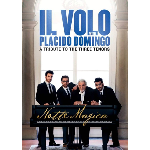 - Notte Magica-A Tribute to The Three Tenors (Live)