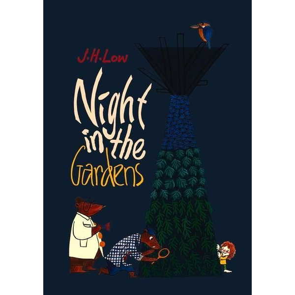 Low, J. H. - Night in the Gardens
