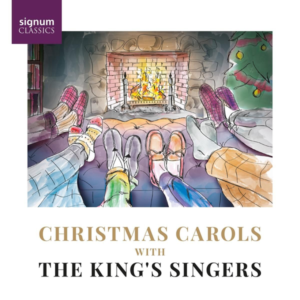 King's Singers,The - Christmas Carols with the King's Singers