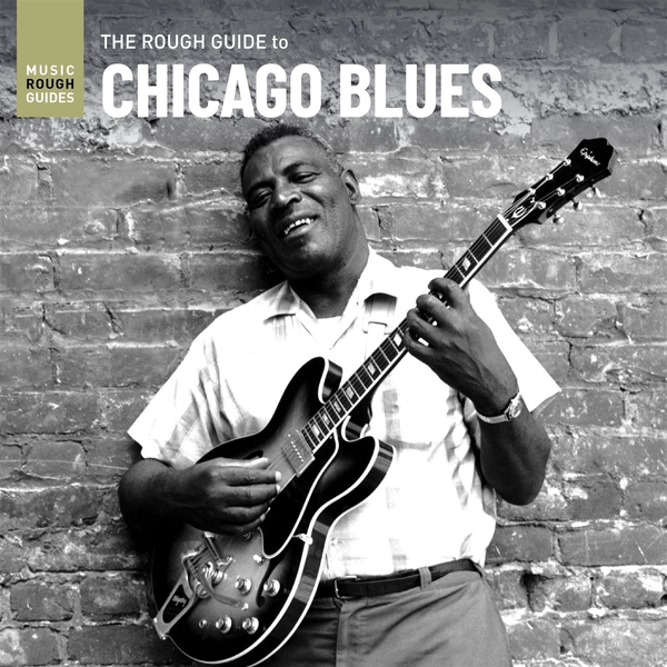 Various - The Rough Guide To Chicago Blues (LP)