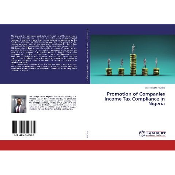 Anyebe, Joseph Uche - Promotion of Companies Income Tax Compliance in Nigeria
