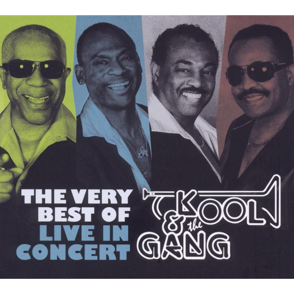 Kool & The Gang - The Very Best Of-Live In Concert