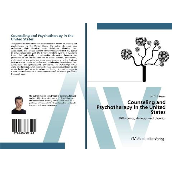 Thivissen, Jan G. - Counseling and Psychotherapy in the United States