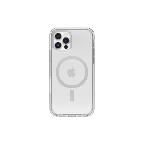 Otterbox - Otterbox Symmetry+ Case MagSafe Transparent - für iPhone 12 Pro, inkl. MagSafe