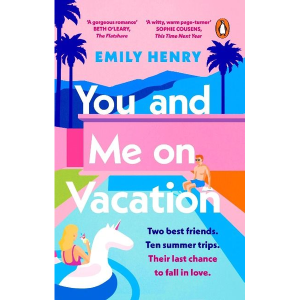 Henry, Emily - You and Me on Vacation