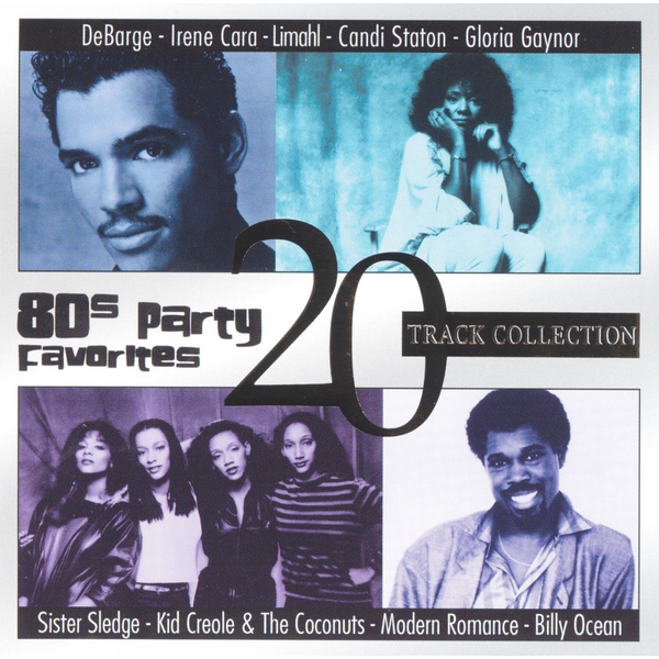 Various Artists - 80's Party Favorites