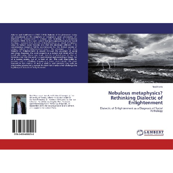 Harris, Neal - Nebulous metaphysics? Rethinking Dialectic of Enlightenment