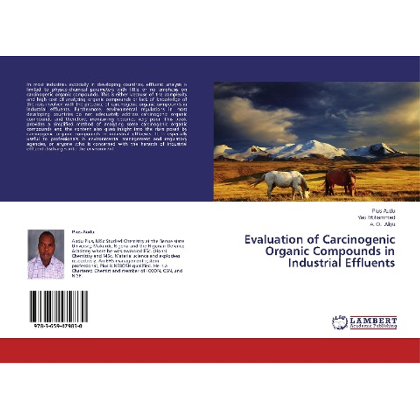 Audu, Pius - Evaluation of Carcinogenic Organic Compounds in Industrial Effluents