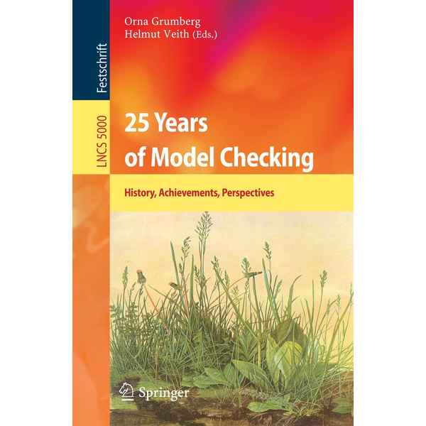 Springer Berlin 25 Years of Model Checking - History, Achievements, Perspectives