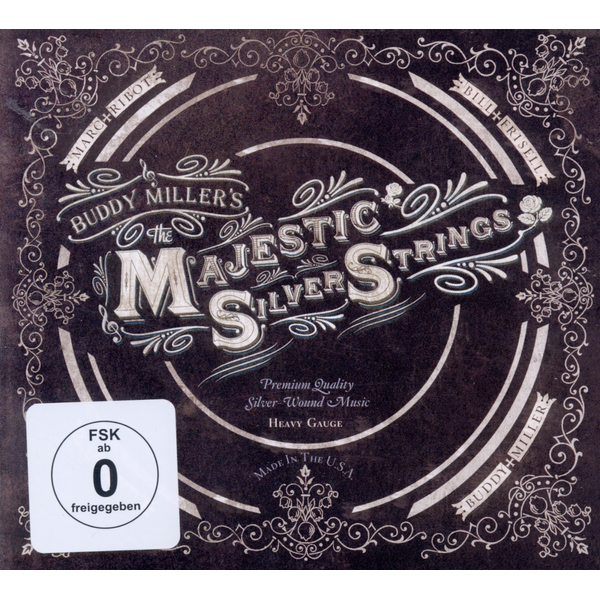 Miller,Buddy - Majestic Silver Strings