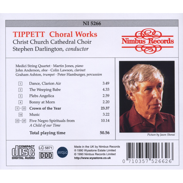 CCCC - Choral Works
