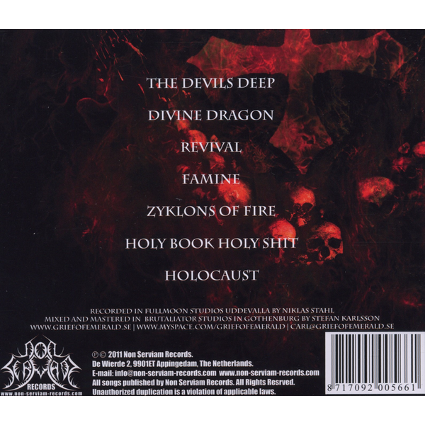 Grief of Emerald - The Devils Deep